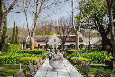 Cape Winelands Exterior Image of estate